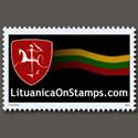 Virtualus lietuviškos tematikos filatelijos rinkinys ne Lietuvos pašto ženkluose