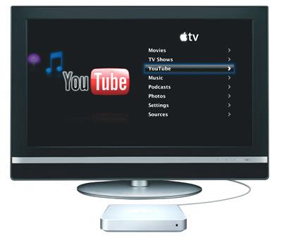 """Žiūrėkite """"YouTube"""" vaizdo įrašus per """"Apple TV"""""""