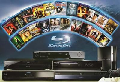 """Perki """"Blu-ray"""" grotuvą – gauni 5 kino filmus"""