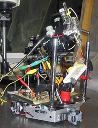 Mokslininkai sukūrė vabzdžio smegenimis valdomą robotą