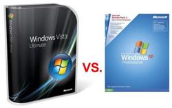 Vista VS XP
