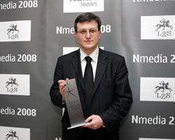 Interneto kategorijos nugalėtojas – Ričardas Baltaduonis
