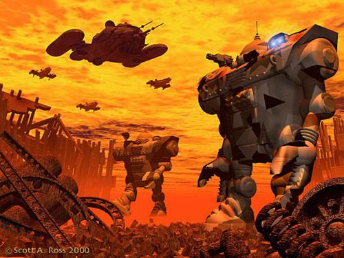 Robotų garbės kodeksas – vienintelė galimybė išvengti žmonijos sunaikinimo?