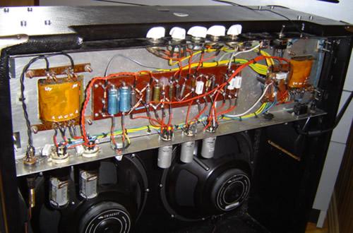 """Marshall JCM 800 2204 "" ."