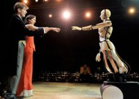 Šveicarijoje spektaklyje vaidins robotai