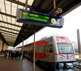 """""""Lietuvos geležinkeliuose"""" įdiegta vaizdo konferencijų sistema padės taupyti"""