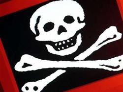 Danijos kovotojai atsisakė persekioti piratus, besikeičiančius failas