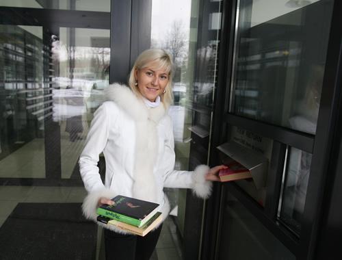 Bibliotekų skaitytojai galės grąžinti knygas 24 val. per parą