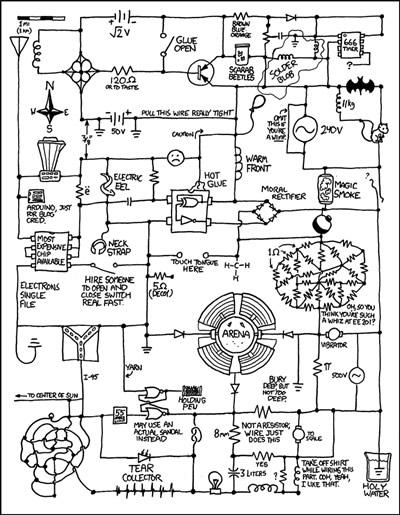 Tai va, esu naujokas elektronikoje, internete radau šią schemą...