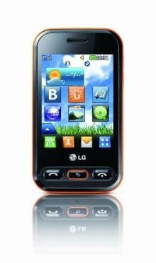 """Naujasis """"LG T320"""" sujungia technologijas ir stilių"""