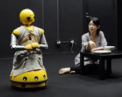 Robotai jau gali vaidinti žmones