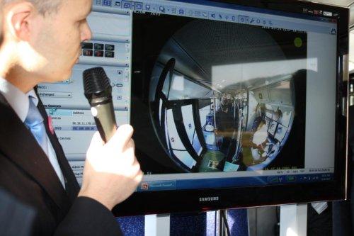 """Mobilusis 4G ryšys """"WiMAX"""" tarnauja viešojo transporto keleivių patogumui ir saugumui"""