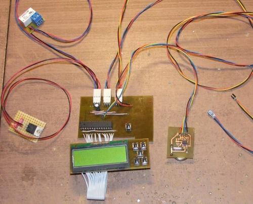 Elektroninis termostatas