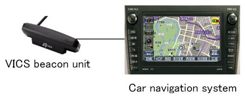 """""""Toyota"""" navigacijos sistema leis transporto priemonei bendrauti su kelio infrastruktūros davikliais"""
