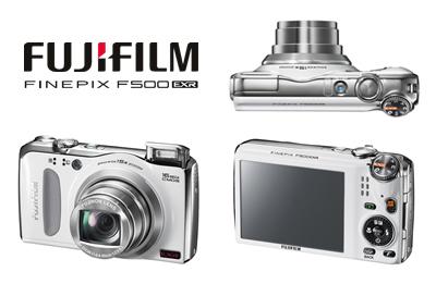 """""""FujifilmFinePix F500EXR"""""""