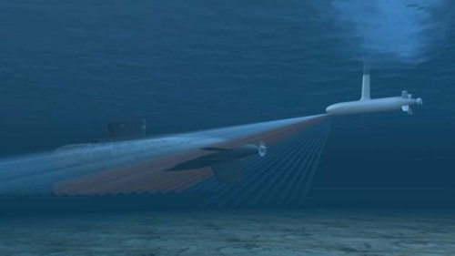 Povandeninius laivus medžios automatiniai robotai