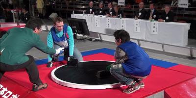 Klaipėdos robotų konstruktoriams – japonų pripažinimas