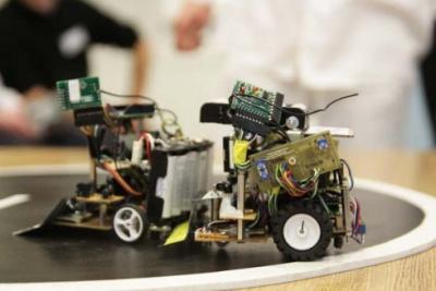 Elektroniniame seminare bus atskleistas robotų pasaulio pradžiamokslis
