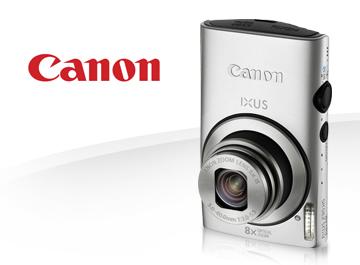 "Viktorina su stilinguoju ""Canon IXUS 230 HS"" fotoaparatu!"