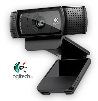 """Logitech HD Pro Webcam C920"""