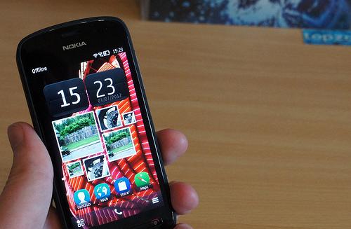 """""""Nokia 808 PureView"""" – 41 MPx telefonas"""