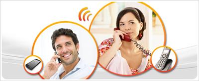Skambučiai iš namų telefono į mobiliuosius − tik 0 Lt/min.