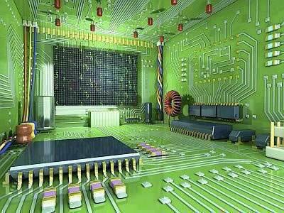 Elektroniko butas