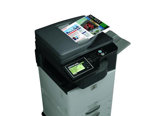 """""""Sharp"""" pristatė  naujas technologijas daugiafunkciams spausdintuvams"""