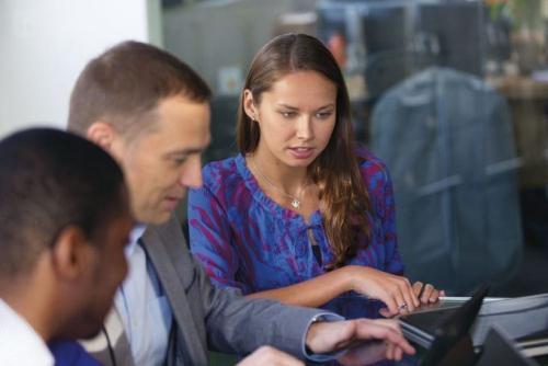Darbuotojai norėtų naudotis socialiniais tinklais darbo rezultatams pasiekti