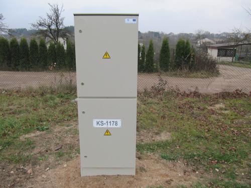Modernizuoti elektros tinklai užtikrina patikimą elektros tiekimą aštuoniose sodų bendrijose Kauno r.