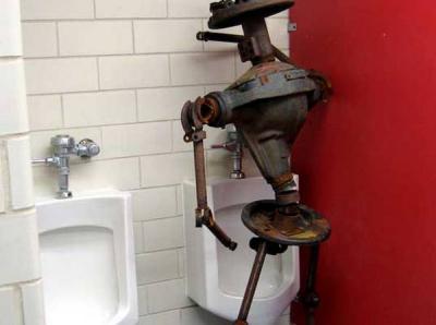 Britų mokslininkų sukurti robotai savo darbui naudos šlapimą