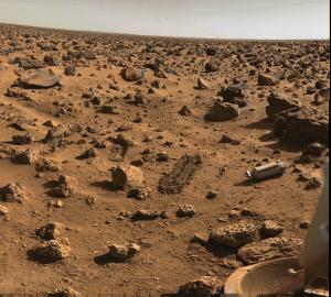 NASA mokslininkė: robotai mato tai, ko neregi žmogus