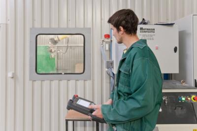 Robotinė ranka didins Lietuvos pramonės įmonių konkurencinį pranašumą