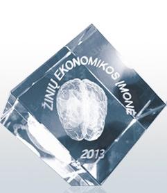 Prezidentė apdovanojo pažangiausias žinių ekonomikos įmones