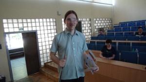 Pasaulinio viktorinos čempionato 2014 Lietuvos etapas: dar neatsirado žmogaus, galinčio mesti iššūkį matematikos doktorantui