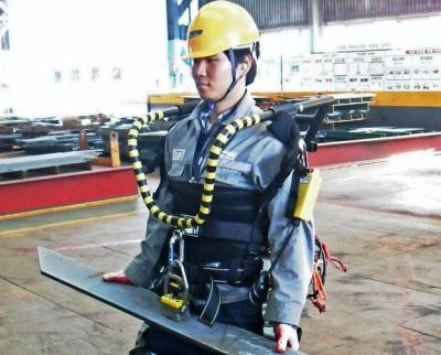 Super jėgą suteikiantis kostiumas jau išbandomas praktikoje