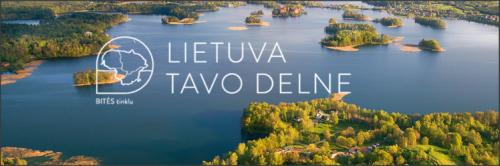 """""""Bitė Lietuva"""" ir Marius Jovaiša gyvai transliuos vaizdus iš gražiausių šalieskampelių"""