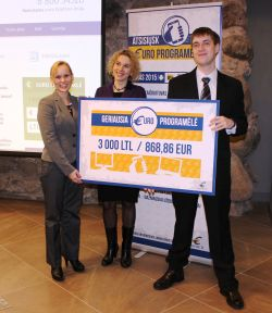 Euras – jau ir mobiliosiose programėlėse