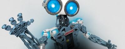 """""""Meccanoid"""" – sukonstruokite savo robotą patys"""