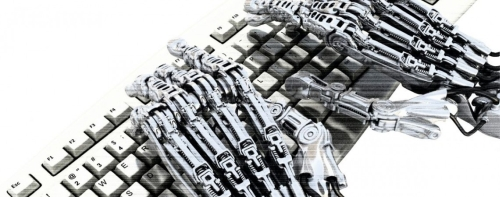 Visuomenė turi būti pasirengusi robotams