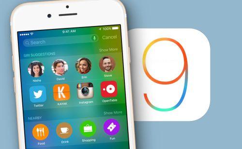 """""""iOS 9"""": ar verta įsirašyti naują """"Apple"""" operacinę sistemą?"""