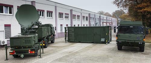 NATO AGS projektas įgavo pagreitį