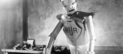 Britai atkurs retro humanoidą