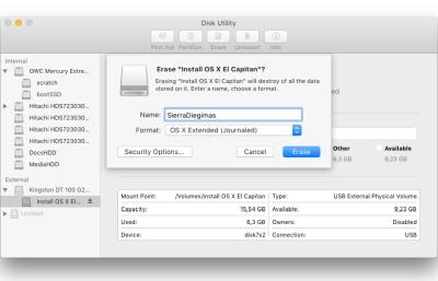 """Kaip """"macOS Sierra"""" įdiegti švariai"""