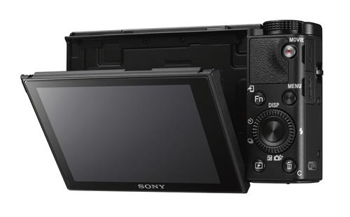 """""""Sony"""" pristato didele fotografavimo sparta išsiskiriantį kompaktišką fotoaparatą """"RX100 V"""""""