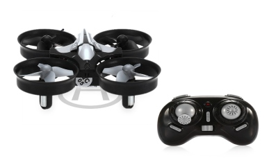 """""""JJRC H36 4CH"""" – patalpose tinkamas naudoti dronas už 12 €"""
