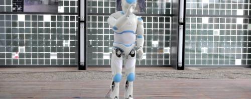 Ar socialiniai robotai atkeliauja į mūsų namus?
