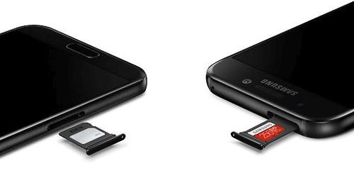 """""""Samsung Galaxy A5"""" telefonas: asmenybės susidvejinimas"""