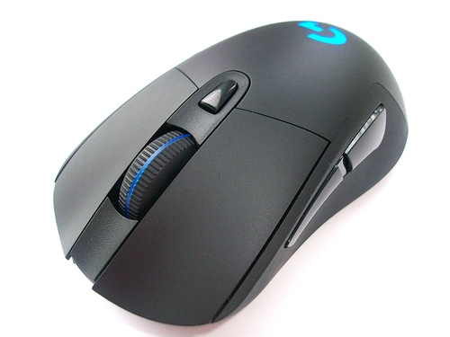 """Geriausia pelė, kurios nerekomenduočiau – """"Logitech G403 Prodigy Wireless"""""""