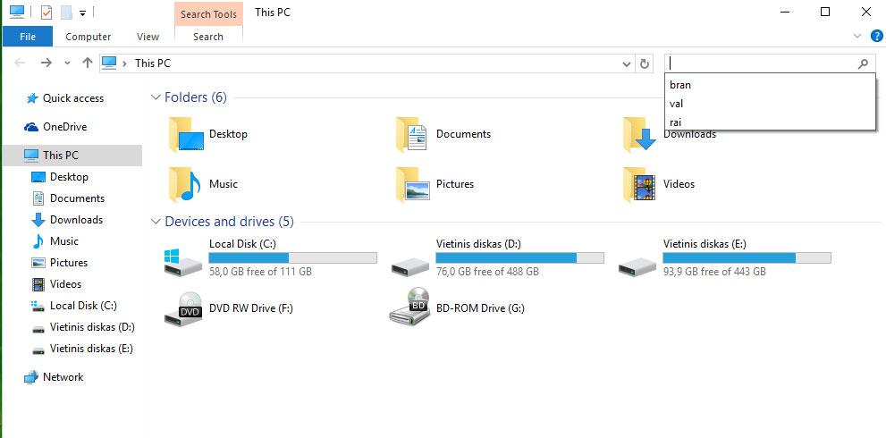 Kaip atkurti ištrintus failus?